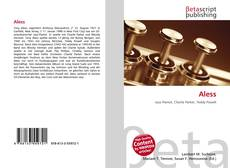 Bookcover of Aless