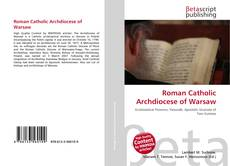 Bookcover of Roman Catholic Archdiocese of Warsaw