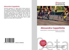 Copertina di Alessandra Cappellotto