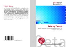 Bookcover of Priority Queue