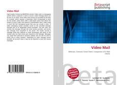 Buchcover von Video Mail