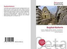 Portada del libro de Bagdad-Batterie