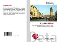Portada del libro de Bagdad (Polen)