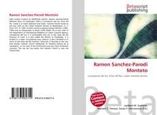 Ramon Sanchez-Parodi Montoto的封面