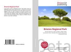 Couverture de Briones Regional Park