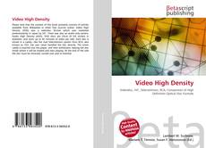 Bookcover of Video High Density