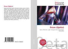 Bookcover of Prism (Optics)