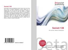 Обложка Sonnet 138