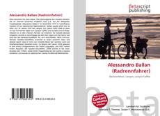 Portada del libro de Alessandro Ballan (Radrennfahrer)