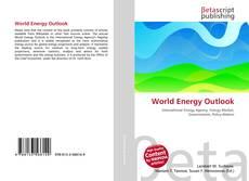 Buchcover von World Energy Outlook