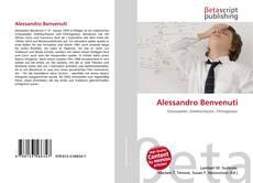 Bookcover of Alessandro Benvenuti