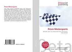 Prism Motorsports kitap kapağı