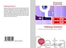Pathway (Comics)的封面
