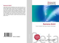 Bookcover of Ramona Amiri