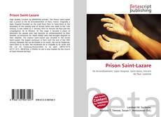Bookcover of Prison Saint-Lazare