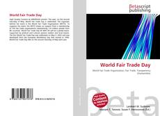 Bookcover of World Fair Trade Day