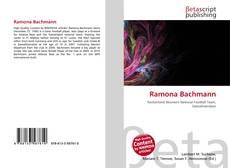 Bookcover of Ramona Bachmann