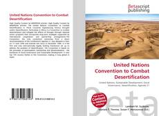 Buchcover von United Nations Convention to Combat Desertification