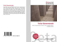 Couverture de Ta'izz Governorate