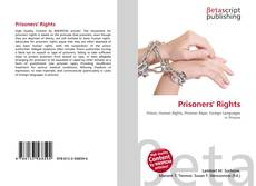 Bookcover of Prisoners' Rights