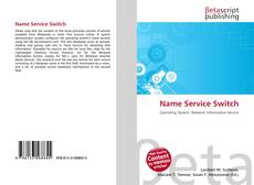 Couverture de Name Service Switch