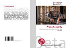 Bookcover of Prison Sexuality