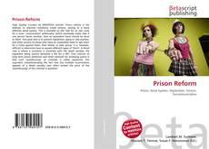 Bookcover of Prison Reform