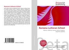 Обложка Ramona Lutheran School