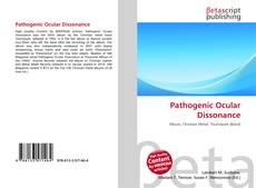 Couverture de Pathogenic Ocular Dissonance