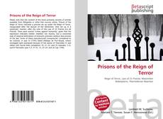 Bookcover of Prisons of the Reign of Terror