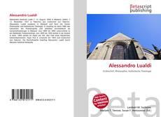Bookcover of Alessandro Lualdi
