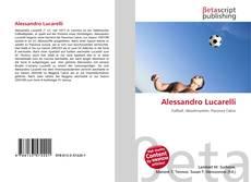 Capa do livro de Alessandro Lucarelli