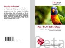 Portada del libro de Bago-Bluff-Nationalpark
