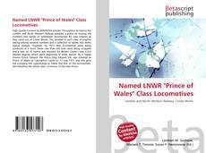 "Обложка Named LNWR ""Prince of Wales"" Class Locomotives"