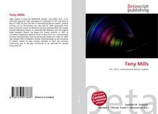Bookcover of Tony Mills