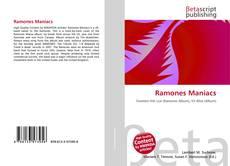 Bookcover of Ramones Maniacs