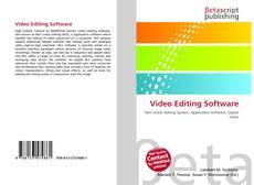 Copertina di Video Editing Software