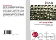Pristerognathus的封面