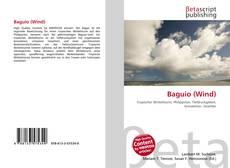 Buchcover von Baguio (Wind)