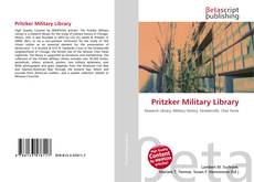 Bookcover of Pritzker Military Library