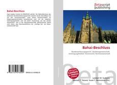 Capa do livro de Bahai-Beschluss