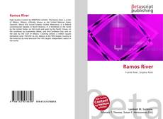 Bookcover of Ramos River