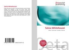 Bookcover of Salvia Whitehousei