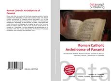 Buchcover von Roman Catholic Archdiocese of Panamá