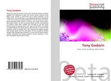 Buchcover von Tony Godwin