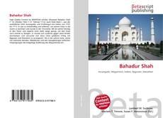 Bookcover of Bahadur Shah