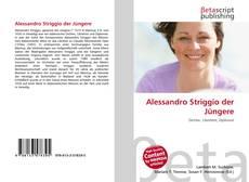 Buchcover von Alessandro Striggio der Jüngere