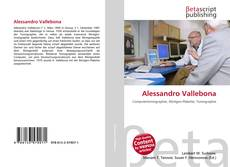 Bookcover of Alessandro Vallebona