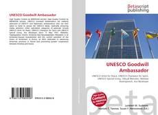 Portada del libro de UNESCO Goodwill Ambassador