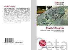 Buchcover von Private's Progress